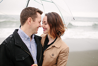 Victoria BC Engagement Photography  //  Esquimalt Lagoon + Inner Harbour  // Jennifer + Michael