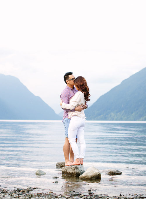 Vancouver Engagement Photos  //  Dahye + Kevin