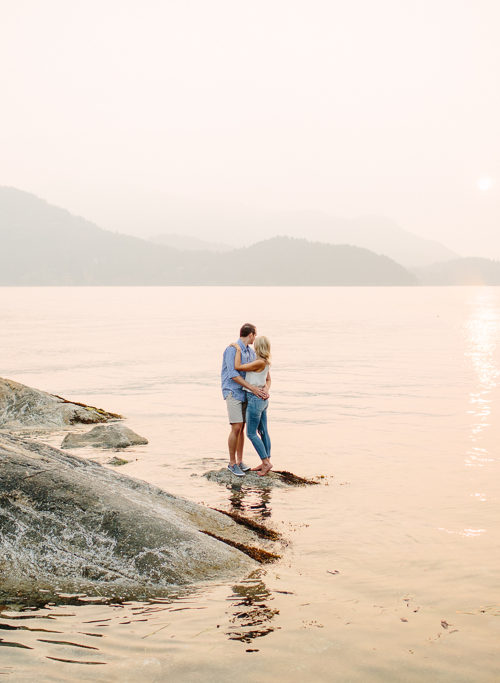 Westcoast Engagement Photos // Vancouver, BC