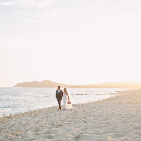 Cabo Wedding  //  Kristine + Ian