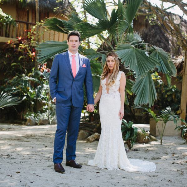 Casa Milagros Wedding  //  Sayulita, Mexico