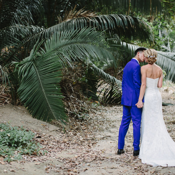 Don Pedro's Palapa //  Sayulita Wedding  //  Jen + JT