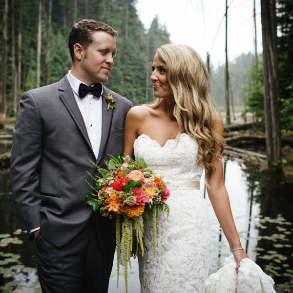 Camp Howdy Wedding  //  Belcarra, BC  //  Breanna + Allan