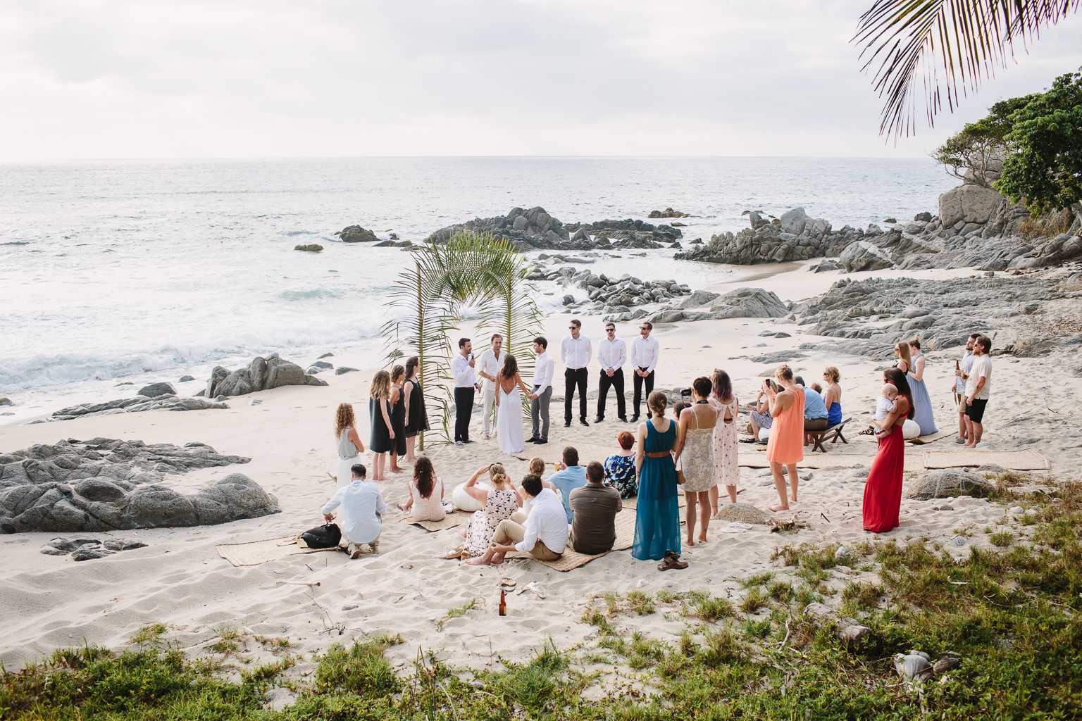 Taryn Baxter Photographer_Palapa Ganesh Wedding Sayulita Mexico-82