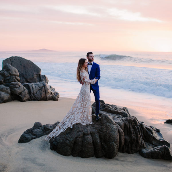 Playa Escondida Sayulita Wedding