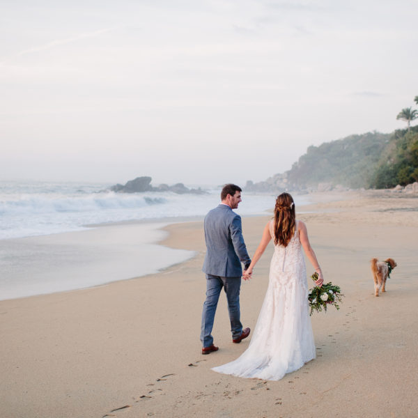 Tropical Bohemian Sayulita Wedding