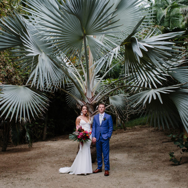 Teitiare Sayulita Mexico Wedding