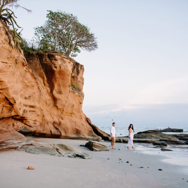 Punta Mita Engagement Photos // Yas + Sam
